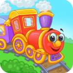 Railway: Train for kids MOD APK 1.1.6