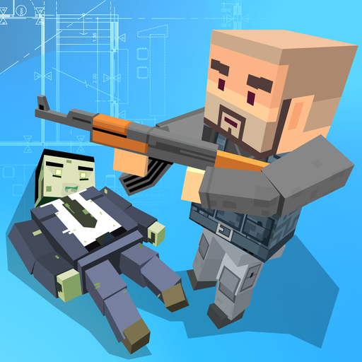 Reach the Surface : Zombie Elevator Action MOD APK