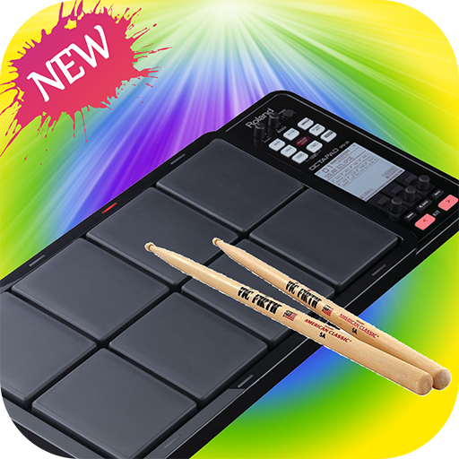 Real Electro Drum Pad – Hip Hop Electro Music Drum MOD APK 10.0