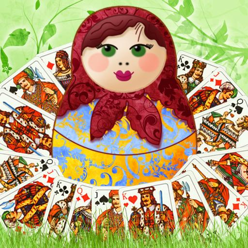 Russian Cell Solitaire MOD APK