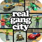 San Andreas Gangster: Real Crime MOD APK 1