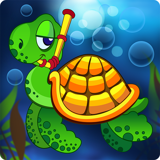 Sea Turtle Adventure Game MOD APK