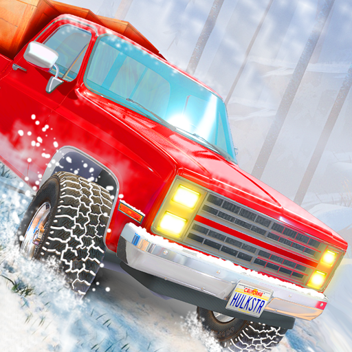 Snow Truck Simulator: Off Road Monster Truck Games MOD APK