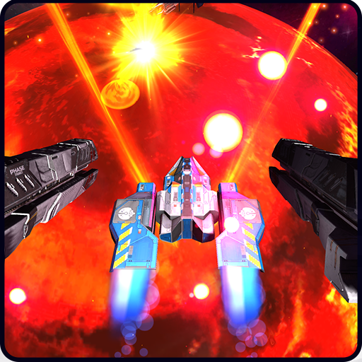 Space Shooter : Galaxy War Attack MOD APK