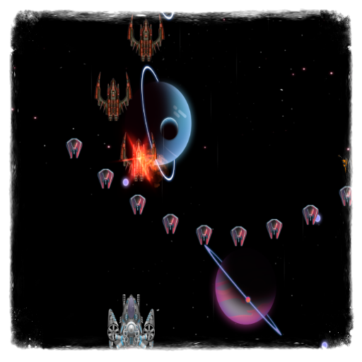 Space Wars-1990: Dendi Shooter MOD APK