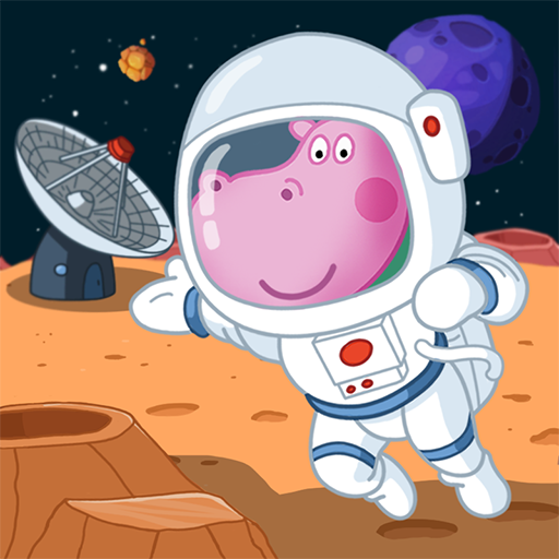 Space for kids. Adventure game MOD APK