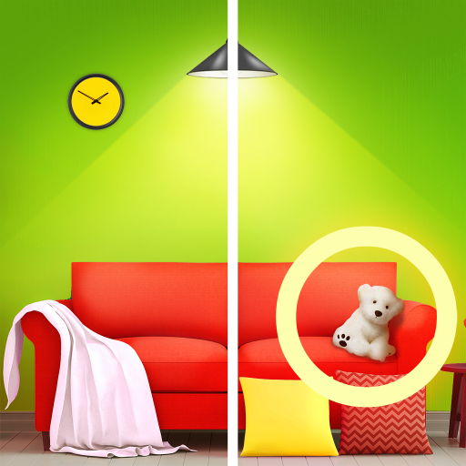 Spot the Differences game free MOD APK