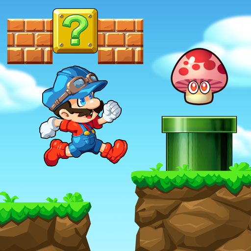 Super Machino go: world adventure game MOD APK