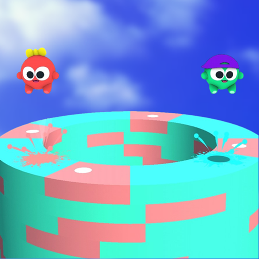 Super Stack Ball – Colorful Double Ball 3D MOD APK