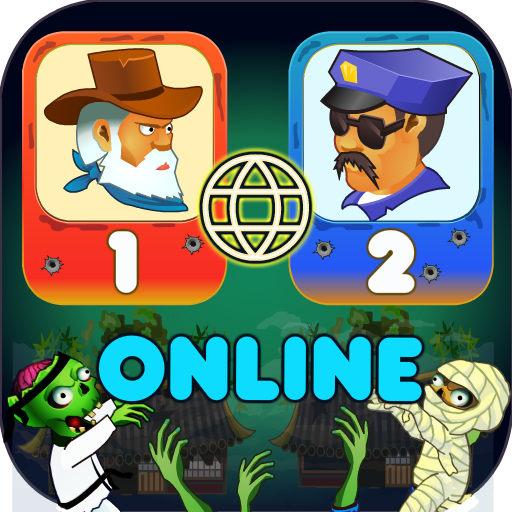 Two guys & Zombies (online game with friend) MOD APK