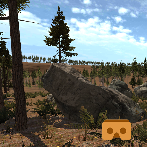 VR Forest Relaxation Walking in Virtual Reality MOD APK