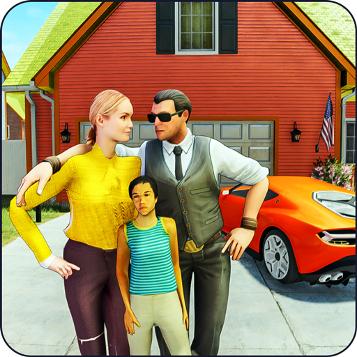 Virtual Good Husband : Billionaire Happy Family MOD APK