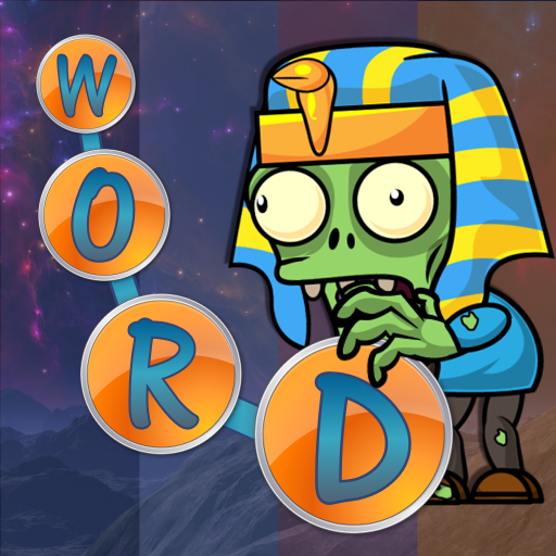 Words vs Zombies – fun word puzzle game MOD APK
