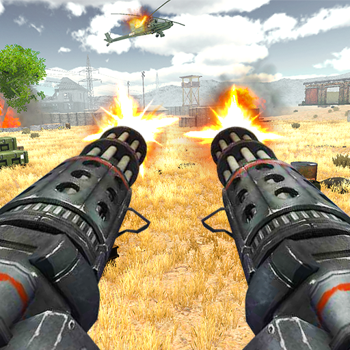 World War WW2 Machine Gun Shooter: Shooting Games MOD APK