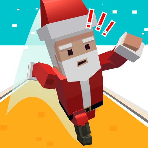 Xmas Floor is Lava !!! Christmas holiday fun ! MOD APK