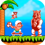 Adventure in Island : legend of warrior MOD APK 0.0.3