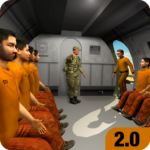 Army Criminals Transport Plane 3.4 MOD APK