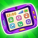 Babyphone & tablet – baby learning games, drawing MOD APK 2.3.26