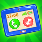 Babyphone & tablet – baby learning games, drawing MOD APK 1.11.11