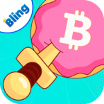 Bitcoin Food Fight – Get REAL Bitcoin! MOD APK 2.0.23