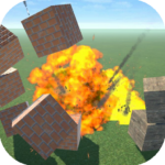 Block craft sandbox: destruction simulator MOD APK 1