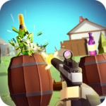 Bottle Gun Shooting MOD APK 0.3
