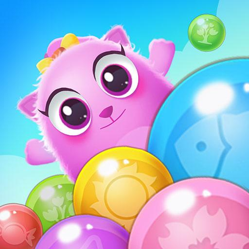 Bubble Cats – Bubble Shooter Games MOD APK 1.0.2