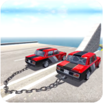 Chained Cars Against Ramp 3D MOD APK