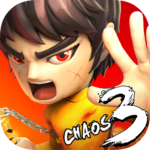 Chaos Fighters3 – Kungfu fighting MOD APK 5.4.4