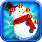 Connect The Dots: Christmas Educational Kids Game MOD APK 1.0.5