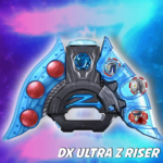 DX Ultra Z Riser Sim for Ultraman Z MOD APK 1.4