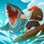 Epic Raft: Fighting Zombie Shark Survival MOD APK 1.0.16