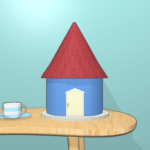 Escape game In a room on a rainy day MOD APK 2.1