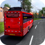 Euro Coach Bus Simulator 2020 : Bus Driving Games MOD APK 1.0