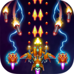 Galaxy Raid: Space shooter MOD APK 6.0.1