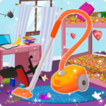 High School Room Cleaning and Decorating MOD APK 1.8.43