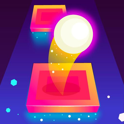 Hop Ball Magic Tiles: Dancing Color Ball 3D MOD APK 1.0.3