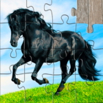 Horse Jigsaw Puzzles Game – For Kids & Adults 🐴 MOD APK 27.0