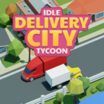 Idle Delivery City Tycoon: Cargo Transit Empire MOD APK 3.4.5