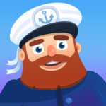 Idle Ferry Tycoon – Clicker Fun Game MOD APK 1.8.4