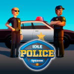 Idle Police Tycoon – Cops Game MOD APK 1.0.2