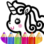 Kids Drawing Games for Girls 🎀 Apps for Toddlers! MOD APK