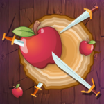 Knife Thrower Challenge Fun MOD APK 1.0.1