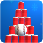 Knock Down Cans : hit cans MOD APK