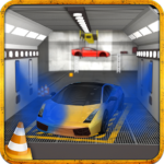 Multi-Storey Car Parking Spot 3D: Auto Paint Plaza MOD APK