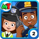 My Town : Police Station game for Kids MOD APK 2.91