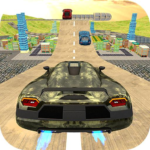 Real Rush Racing: super lightning cars gt stunts MOD APK 1.0