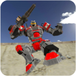 Royal Robots Battleground MOD APK 1.3