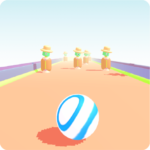 Runner Ball : Rolling In The Sky MOD APK 1.9