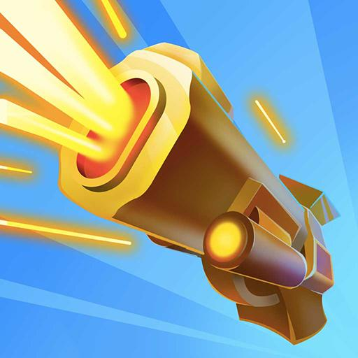 Shooting the Pixel – Guns & Bricks MOD APK 2.6.8
